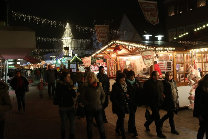 Wo Ist Weihnachtsmarkt Heute.Weihnachtsmarkt Gifhorn Startet Heute Gifhorn Live